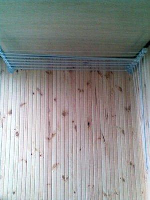 Балкон с выносом на заказ